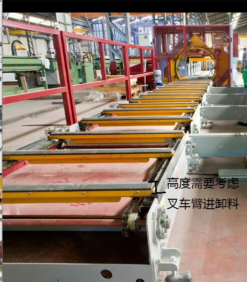 aluminum profile packing machine