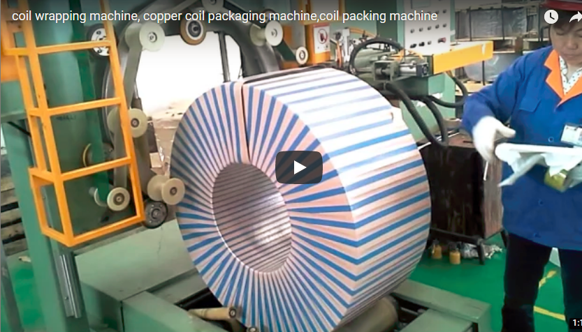 coil packing machine fhopepack